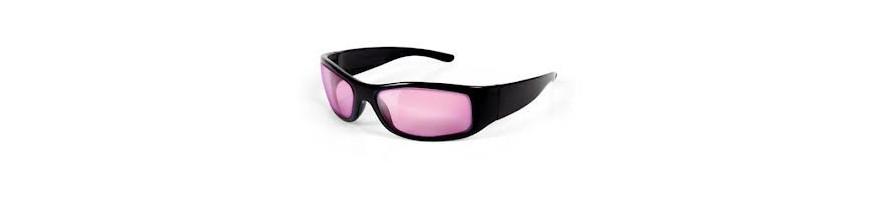 Gafas Alessandrite