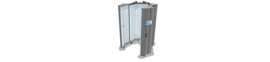 Phototherapy UV Cabins